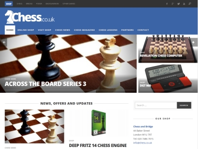 Crowborough Chess Club news from English Chess Club of the Year and